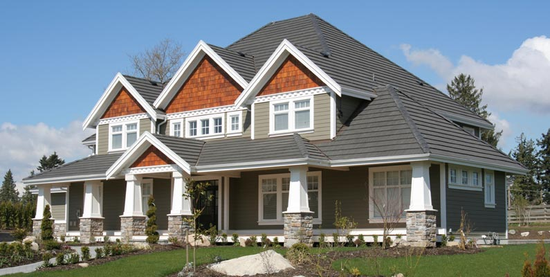 Home exterior trim moulding signature exteriors for Architectural trim