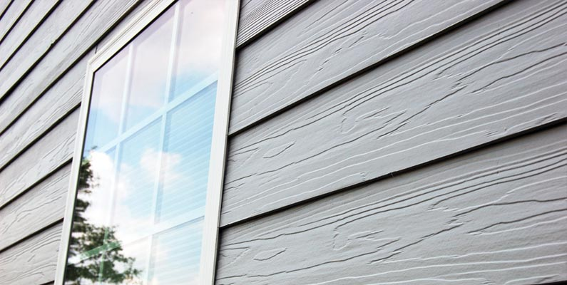 Allura Cement Siding Pewter Siding Allura Cement Siding