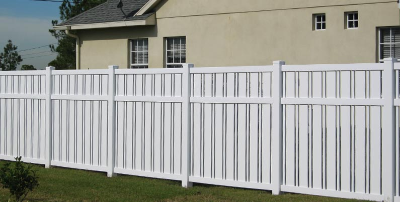Premium PVC Vinyl Fencing