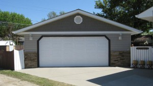 Garage Exterior Renovation