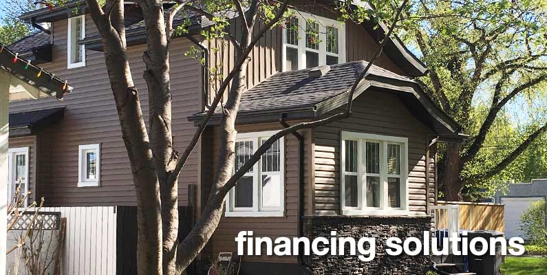 Exterior Renovation Financing Available